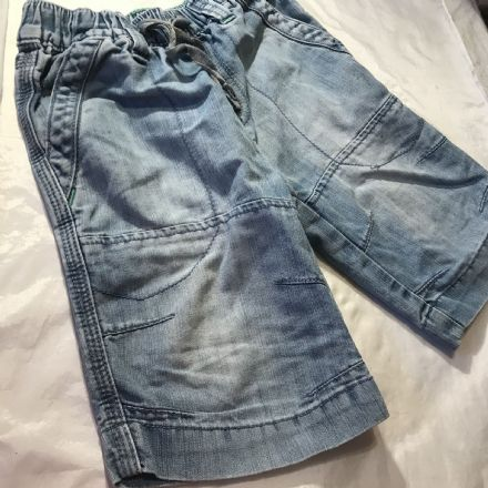 4 Year Light Denim Shorts